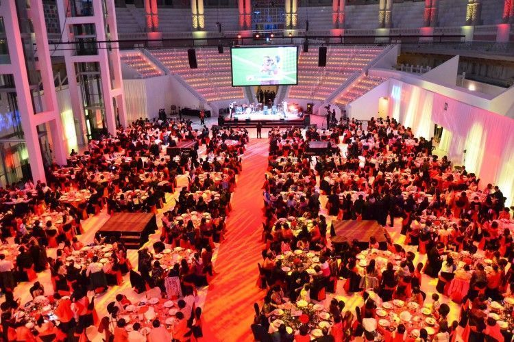 VIDEO: THEMED GALA DINNER 600pax