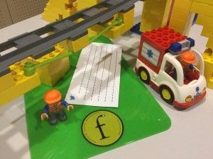 INDOOR TRAINING: Lego Serious Play at ESIC Business