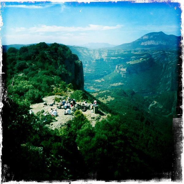 OUTDOOR CONFERENCE: NOMADIC JOURNEY IN SERRA DE BUSA