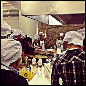 TEAM BUILDING: Cooking competition