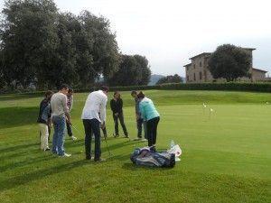 INCENTIVE: Golf Clinic