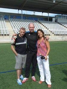 TEAMBUILDING: Football tournament