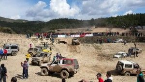OUTDOOR EVENT: 4×4 FESTIVAL AT LES COMES