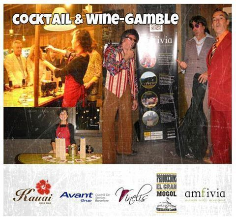 EVENT: COCKTAIL & WINE GAMBLE