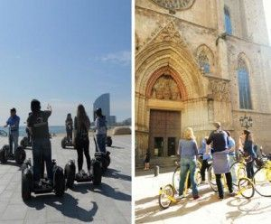 TEAM BUILDING: Moving Barcelona 22pax