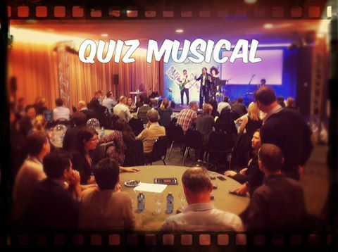 TEAM BUILDING: Music Quiz