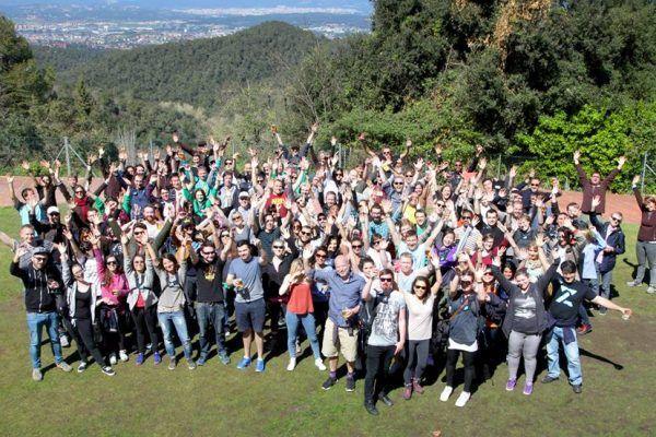 0.Post Teambuilding Barcelona Orienteering program King