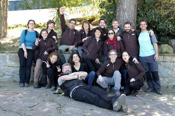 0.Post Teambuilding Barcelona Orienteering program King2