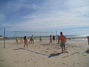 TEAM BUILDING: Beach Volley Tournament