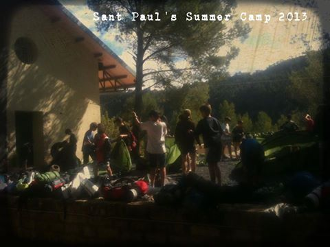 ADVENTURE SCHOOL CAMP: Sant Paul's annual Summer Camp