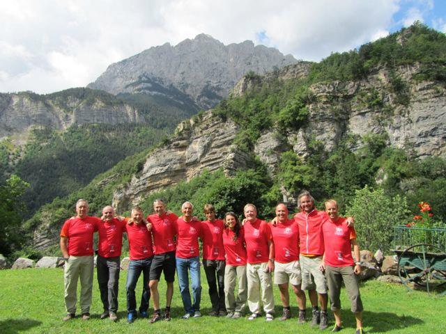 OUTDOOR CONFERENCE: TOP EXECUTIVES ANUAL MEETING IN THE NATURE