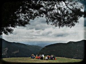 OUTDOOR SEMINAIRE: NOMADIC JOURNEY – REFLEXION ABOUT PRESENT & FUTURE