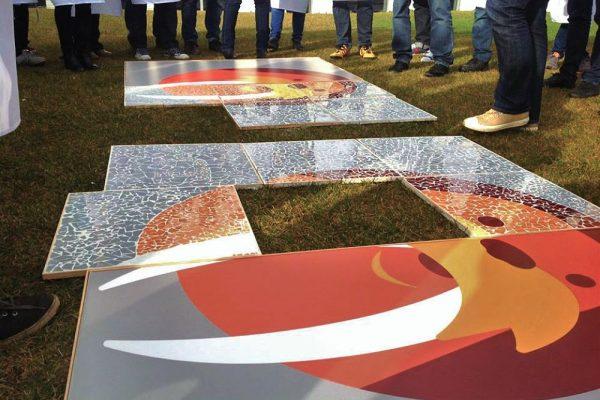 Amfivia Art Teambuilding Gaudi Trencadis Barcelona (10)_opt