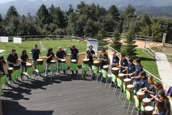 Amfivia Percussion Musical Activity Teambuilding Barcelona (5)_opt