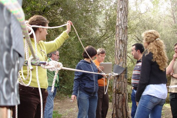 Amfivia Zipline Workshop Adventure Teambuilding Barcelona (9)_opt