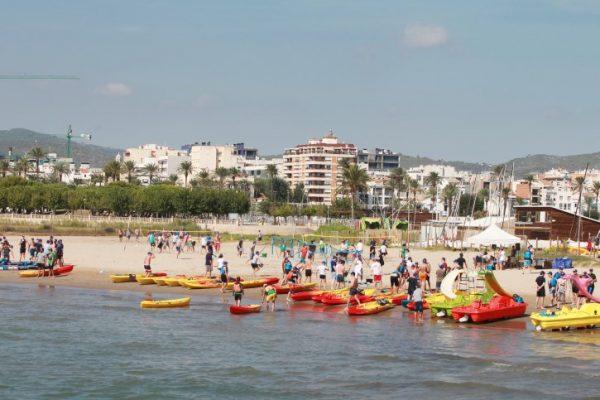 Amfivia_ Beach activities_ Team_Building_Barcelona_Incentives_event