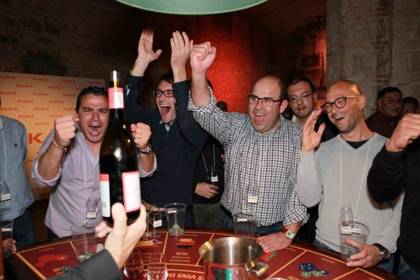 Wine Casino Event Networking Activity Barcelona (12)
