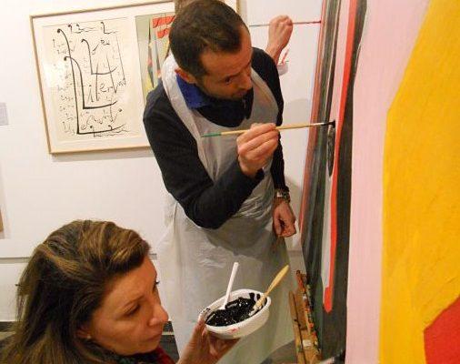Art experience Amfivia team building activity Barcelona (13)_opt