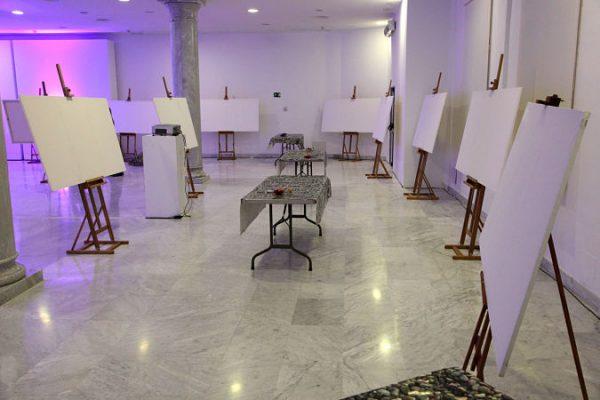 Art experience Amfivia team building activity Barcelona (2)_opt