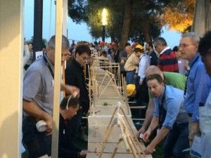 TEAM BUILDING: ONE BRIDGE FOR ALL