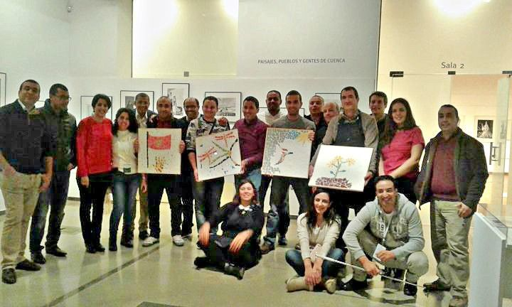 TEAM BUILDING: SALES TRAINING + ART EXPERIENCE
