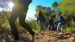 TEAM BUILDING: Orienteering challenge at La Mola