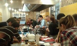 TEAM BUILDING: WAR OF STOVES COOKING CONTEST