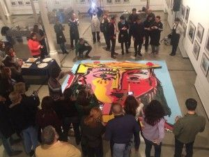 TEAM BUILDING NOVARTIS: IPAD RACE & ART WORKSHOP