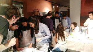 TEAM BUILDING: FROM THE MARKET TO THE KITCHEN