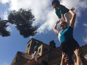 TEAM BUILDING: HUMAN TOWERS EXPERIENCE