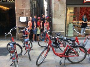 TEAM BUILDING: BARCELONA BIKE CITY CHALLENGE