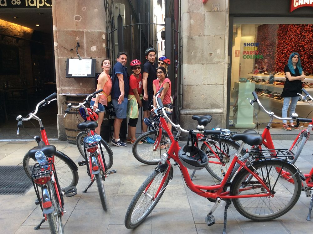 TEAM BUILDING: BARCELONA BIKE CITY CHALLENGE