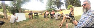 OFFSITE EVENT: OUTDOOR MEETING AMFIVIA