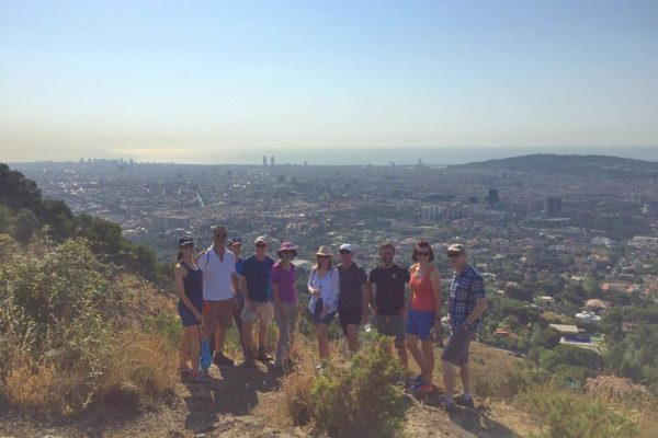 Trekking_ barcelona_ teambuilding_event_activities_2