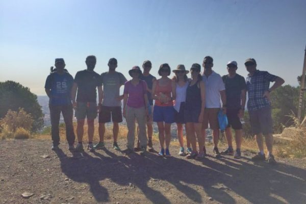 Trekking_ barcelona_ teambuilding_event_activities_4
