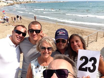 TEAMBUILDING: TECH HUNTERS IN SITGES