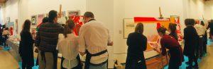 TEAM BUILDING WORKSHOP: ART EXPERIENCE CIRCULO DEL ARTE