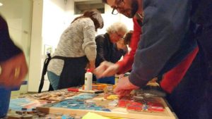 TEAM BUILDING: URBAN RALLY & ART WORKSHOP