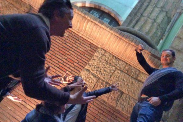 Urban_rallye_treasure hunt_barcelona_amfivia_ipad_innovative_team building 3