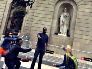 BARCELONA EXPRESS: A CHALLENGING TEAMBUILDING EXPERIENCE