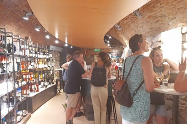 WIne city experience amfivia barcelona 2