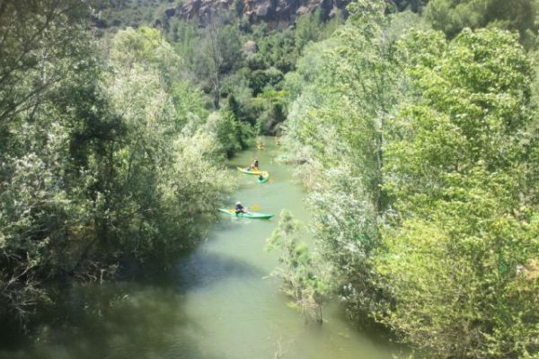 Saint Paul_summer camp_event_school_amfivia_barcelona_Catalunya_kayak_excursion