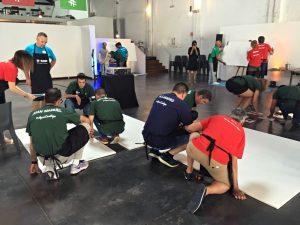 Art Connection: Teambuilding avec des valeurs avant-gardistes