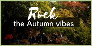 TEAM BUILDING EXPERIENCES WITH AUTUMN VIBES