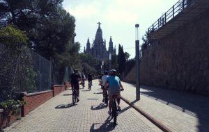 Découvrez Barcelone sous un autre angle: une expérience de VTT à Collserola