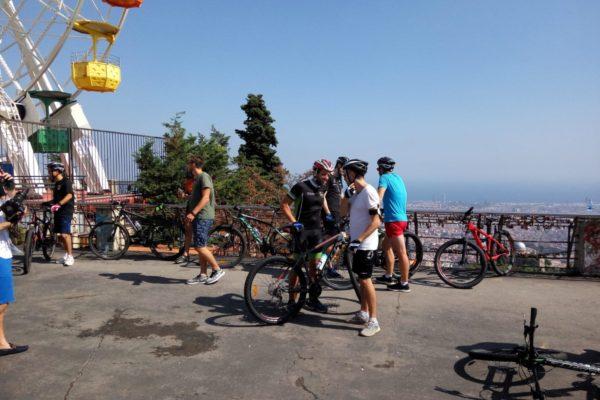 Teambuilding Barcelona Amfivia BTT experience (2)