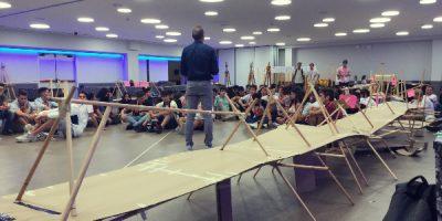Teambuilding One Bridge For All BArcelona Amfivia (4)