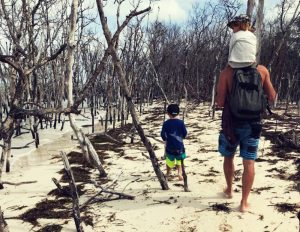 TEAM AMFIVIA SERIES: BACKPACKER IGOR WANDERS CUBA WITH KIDS