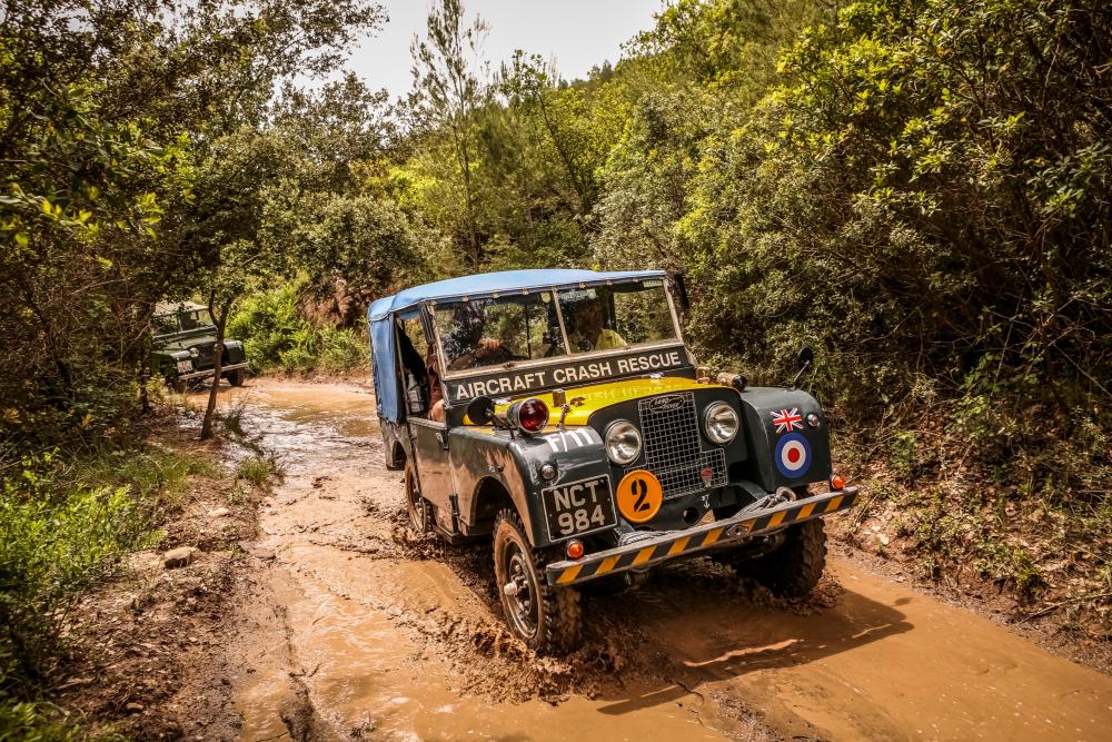 Team Amfivia Series: Nick al volante de la historia del motor