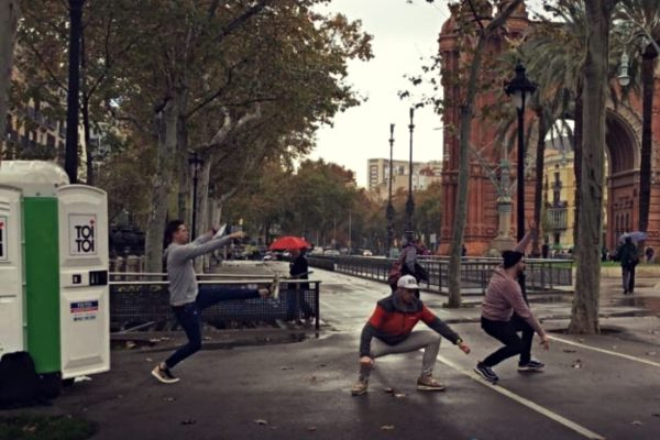 Teambuilding Barcelona Express Amfivia (2)